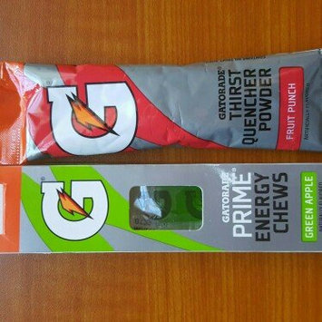 Photo of Gatorade® G2® Fruit Punch Low Calorie Thirst Quencher Powder Packs 8 ct Canister uploaded by Michelle W.