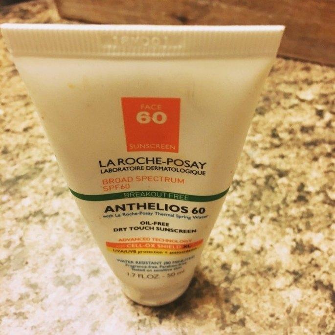 La Roche-Posay Anthelios SX Daily Moisturizing Cream SPF 15 uploaded by Krista K.