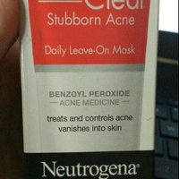 Neutrogena Rapid Clear Stubborn Acne Daily Leave-on Mask uploaded by Allena C.
