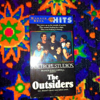 The Outsiders [VHS] uploaded by Syrie C.