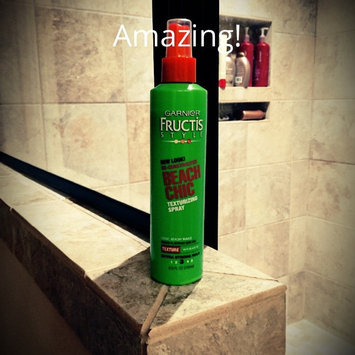 Photo of Garnier Fructis Style Beach Chic Texturizing Spray uploaded by Kristin B.