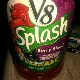 Photo of V8 Splash® Berry Blend Juice uploaded by Chenille E.