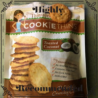 Mrs. Thinster's™ Toasted Coconut Cookies 4 oz uploaded by Laura B.