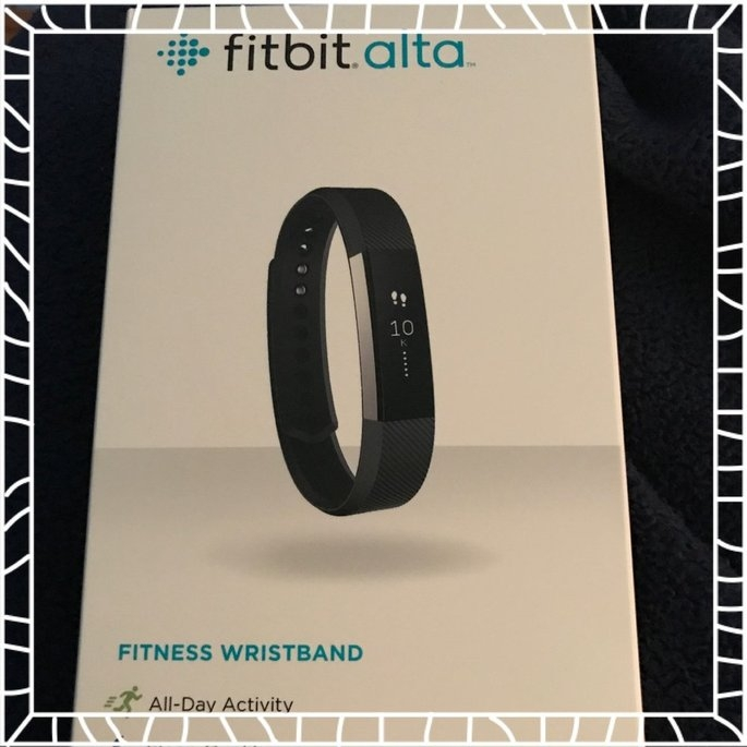 Fitbit 'Alta' Wireless Fitness Tracker, Size Small - Black uploaded by M M.