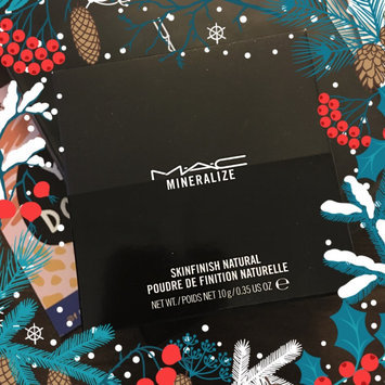 M A C Mineralize Skinfinish Natural, Dark Tan uploaded by Sivi P.