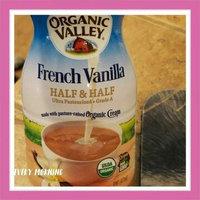 Organic Valley® French Vanilla Half & Half, Pint uploaded by Erika B.
