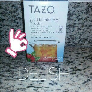 Photo of Tazo Iced Blushberry Black™ uploaded by Jessie A.