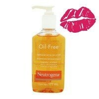 Neutrogena Oil-Free Pink Grapefruit Acne Wash Facial Cleanser uploaded by Scarlett M.