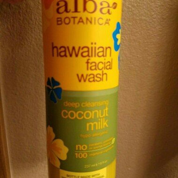 Alba Botanica Natural Hawaiian Facial Wash Coconut Milk uploaded by Erika B.