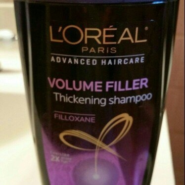 L'Oréal Paris Advanced Haircare Volume Filler Thickening Shampoo, 12. uploaded by Ashley S.