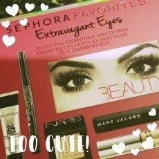 Sephora Favorites Extravagant Eyes uploaded by Sarika M.