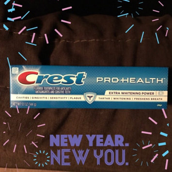Photo of Crest Pro Health Crest Pro-Health Advanced Soothing Smooth Mint Toothpaste uploaded by Junika J.