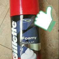 Gillette Foamy Shave Foam, Regular uploaded by hazel l.