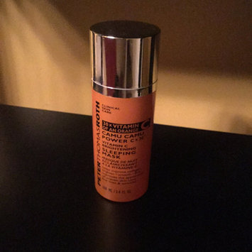 Photo of Peter Thomas Roth Camu Camu Power C x 30™ Vitamin C Brightening Sleeping Mask uploaded by Beth G.