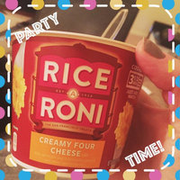 Rice A Roni Creamy Four Cheese Rice Cup 2.25oz uploaded by Natalie S.