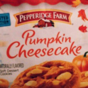 Photo of Pepperidge Farm® Dessert Shop™ Pumkin Cheesecake Soft Dessert Cookies uploaded by Lowanda J.
