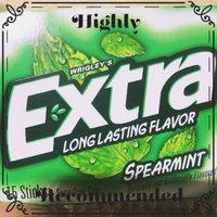 Extra Spearmint Sugar-Free Gum uploaded by Kara P.