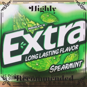 Photo of Extra Spearmint Sugar-Free Gum uploaded by Kara P.