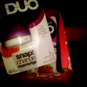 ChapStick® DUO Berry Shimmer uploaded by Vanessa S.