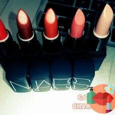 NARS Semi-Matte Lipstick Collection uploaded by Shivani K.