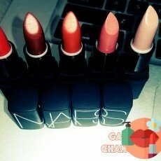 NARS Semi-Matte Lipstick Collection uploaded by Shivani K.