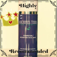 Michael Todd Charcoal Detoxifying Facial Mask uploaded by Maria D.
