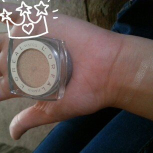 Photo of L'Oréal Paris Infallible® 24 HR Eye Shadow uploaded by Bris O.