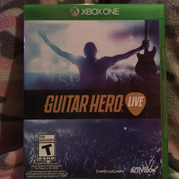 Photo of Activision Guitar Hero Live - Xbox One uploaded by Carie J.
