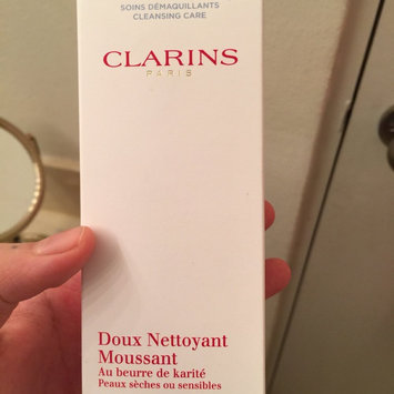 Photo of Clarins Gentle Foaming Cleanser With Shea Butter For Dry Or Sensitive Skin uploaded by WM H.