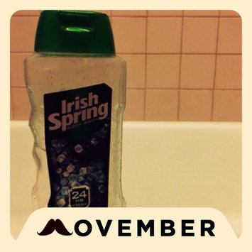 Irish Spring Deep Action Scrub Body Wash uploaded by shannon d.