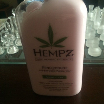 Hempz Hydrosilk Herbal Moisturizer uploaded by Brittany M.