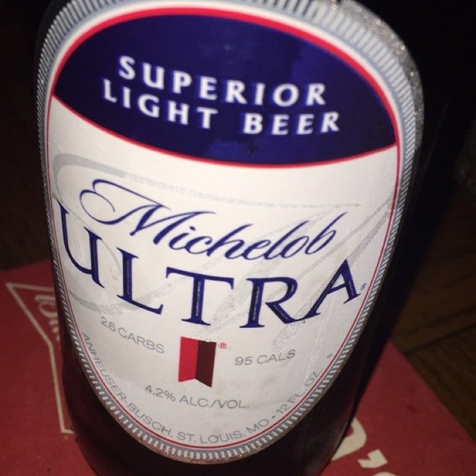 Michelob Ultra Beer uploaded by Jodi C.