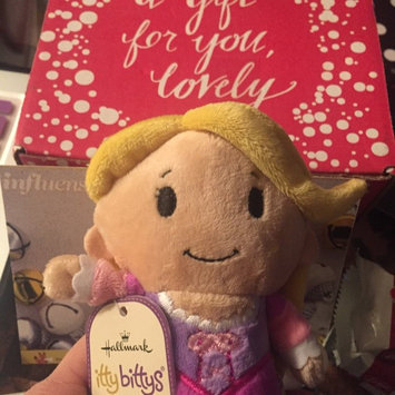 Hallmark Itty Bittys Disney Princess Rapunzel uploaded by Frances M.