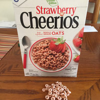Cheerios Strawberry Cereal uploaded by Kathleen F.