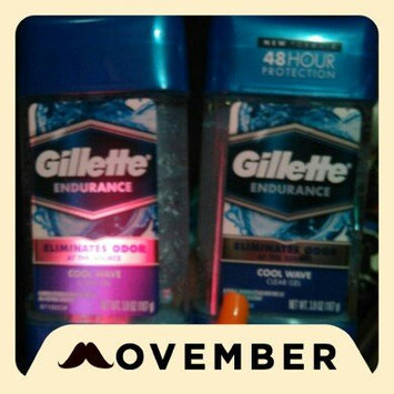Photo of Gillette Clear Gel Cool Wave uploaded by Nathaly R.
