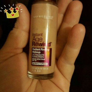 Maybelline Instant Age Rewind® Radiant Firming Makeup uploaded by Laura C.