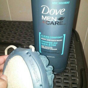 Photo of Dove Men+Care Clean Comfort Body And Face Wash uploaded by vidya T.