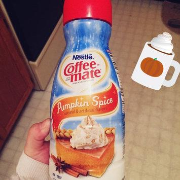 Coffee-mate® Liquid Pumpkin Spicee uploaded by Jamie D.