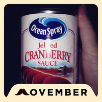 Ocean Spray® Jellied Cranberry Sauce uploaded by Heather H.