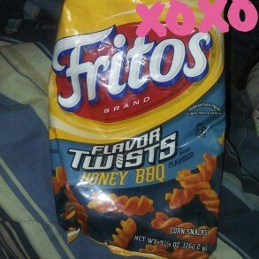 Photo of Fritos® FLAVOR TWISTS® Honey BBQ Flavored Corn Chips uploaded by Autum E.