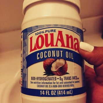LouAna Pure Coconut Oil uploaded by Rosa L.
