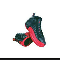 AIR JORDAN 12 RETRO BG Boys sneakers 153265-002 [] uploaded by Liliana A.