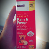 DG Health Children's Pain Relief Oral Suspension - Cherry Flavor uploaded by Christina J.