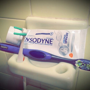 Photo of Sensodyne Repair & Protect Toothpaste uploaded by Elizabeth P.