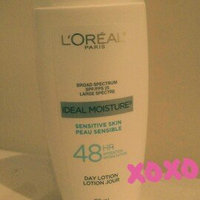 L'Oréal Paris Ideal Moisture™ Sensitive Skin Day Lotion SPF 25 uploaded by Adena C.