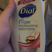 Dial® 7 Day Extra Dry Skin Moisturizing Lotion uploaded by Angela H.