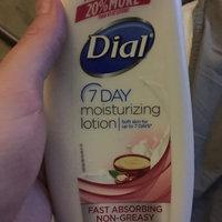Dial® 7 Day Extra Dry Skin Moisturizing Lotion 26.25 fl. oz. Bottle uploaded by Angela H.