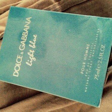 Dolce & Gabbana Light Blue For Men Eau de Toilette