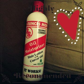 Photo of BB Oil Moisturizer Castor Oil and Aloe Hair Lotion uploaded by Jennifer D.