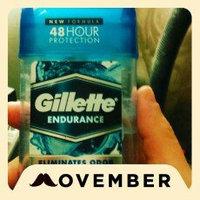 Gillette Clinical Endurance Anti-Perspirant/Deodorant Clear Gel Cool Wave uploaded by Caroline O.